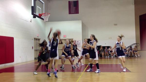 All Saints Basketball Championship 2011