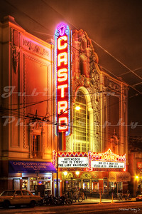 The Castro Theatre, San Francisco, CA. Built in 1922.