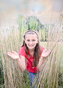 Grass Girl (1 of 1)