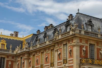 Palace of Versailles, Paris, France, August 2010