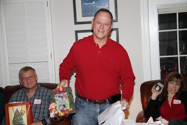 Allison's Christmas Party 2010