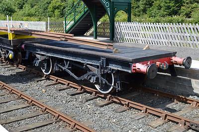 193254 LNER 21t (FO) Flat ex Hopper    24/06/17