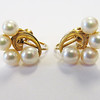 Vintage Mikimoto Pearl Earrings, Alohamemorabilia.com,