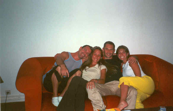 Aloha bar Europe 2001