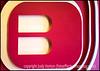 B Letter Shape