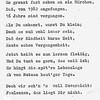 Mumus Gedicht zu Claras 16. Geburtstag in der Kirchröder Str. 11