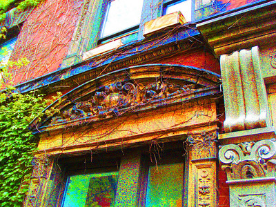 NYC Archway - Altered