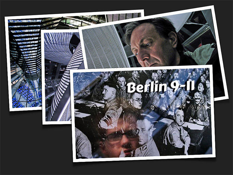 """Berlin 9-11"", a 4 minute video that brings our history to life, is now showing in Films."