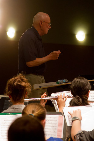 Alumni Band Practice 5/9/2013