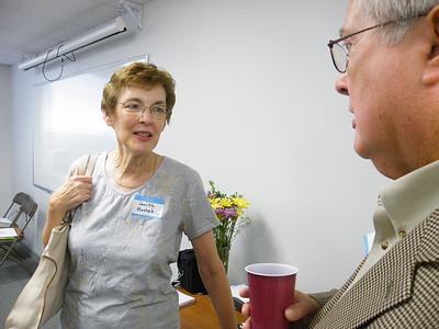 Jenith Mashek, '59 and James Wright, Phillips University Legacy Foundation