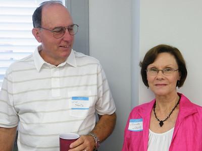 Jim and LInda Sheetz, '65 and '69
