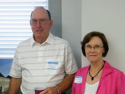 Jim & LInda Sheetz, '65 and, '69