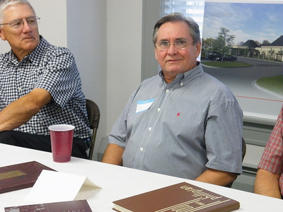 JIm Anderson, '68 and Rick Ryan, '68