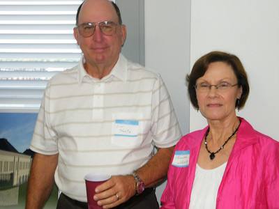 Jim Sheetz, '65 and LInda Sheetz, '69