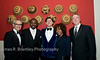 Ailey Executive Director Bennett Rink, Ailey Artistic Director Robert Battle, AT&T Assistant Vice President Lyndon K. Boozer, Gala Co-Chair Gina Adams, Bud Cannels(?).<br /> <br /> The Alvin Ailey American Dance Theatre opening night at the John F. Kennedy Center for the Performing Arts in Washington, DC includes a small pre-performance reception followed by a post-performance dinner, dancing, and dessert in the Center's Atrium on Tuesday, February 4, 2014.  (James R. Brantley)
