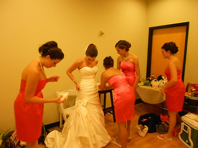 Amanda Gallo's Wedding