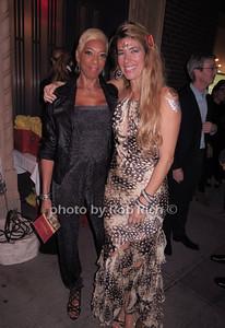Kim Baez and Paola Pedrignani photo by Rob Rich/SocietyAllure.com © 2014 robwayne1@aol.com 516-676-3939