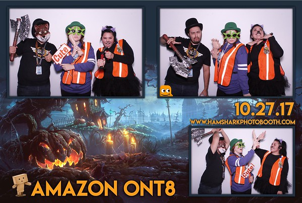 Amazon ONT 8 Halloween 2017