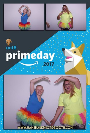 Amazon ONT8 Prime Day 2017 (booth 1)