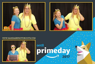 Amazon ONT8 Prime Day 2017 (booth 2)