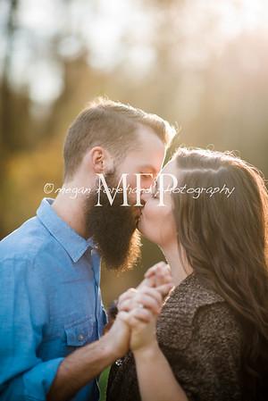 Amelia & Brett | Engagement Session