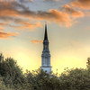 Wieuca Road Baptist Church, Buckhead Atlanta                        ---Click Image for larger view--
