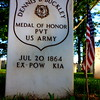 John 15:13 NIV <br /> Greater love has no one than this: to lay down one's life for one's friends.<br /> <br /> Marietta Confederate Cemetery  -- click image for larger view