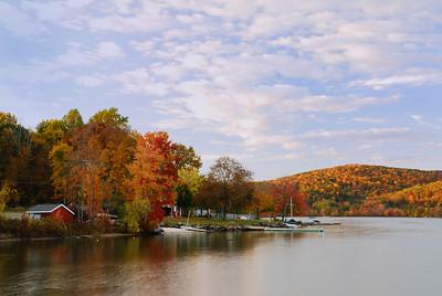 The Catskills in Fall
