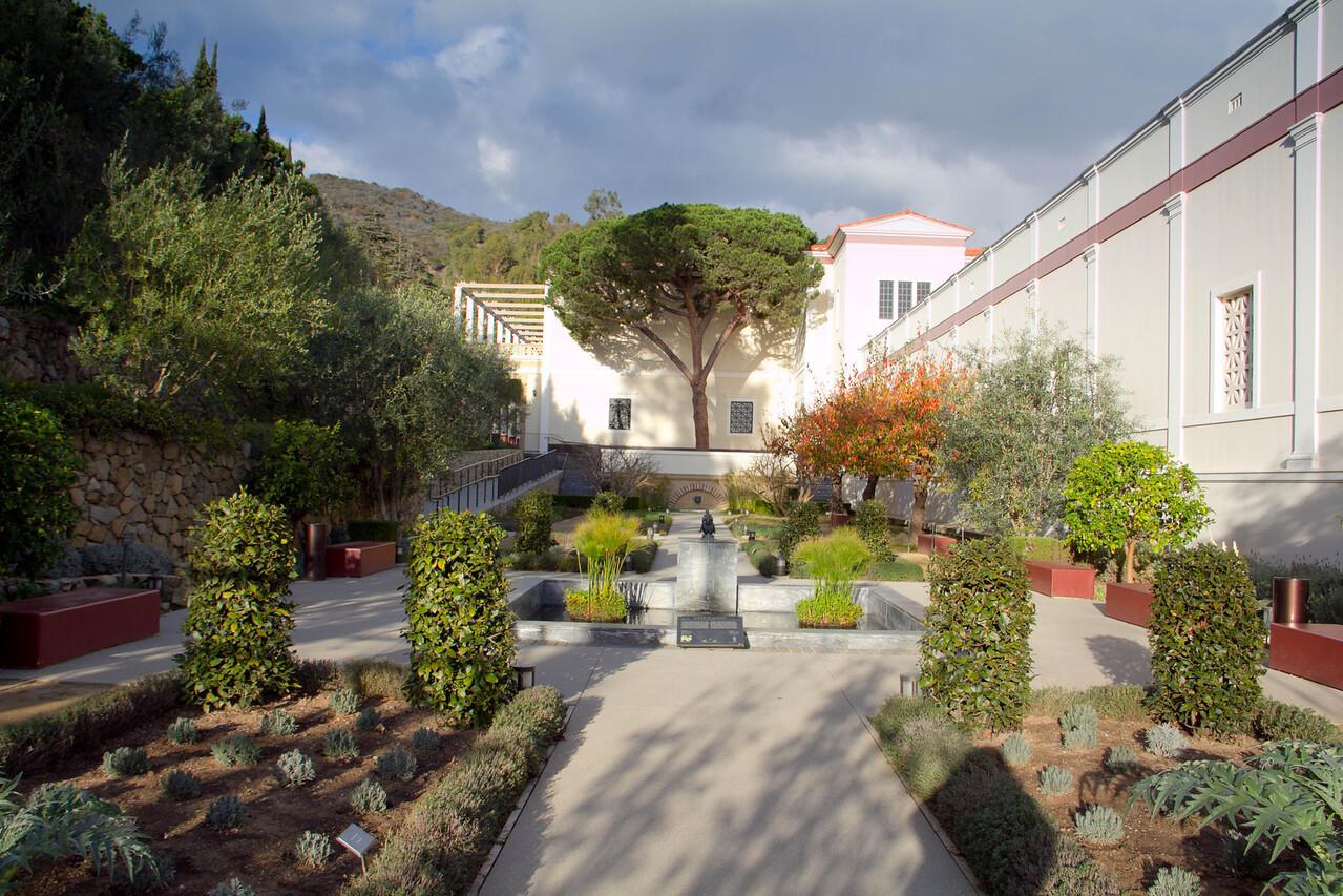 Getty Villa, CA
