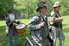 Civil War Re-enactment at Latta Plantation - Charlotte North Carolina