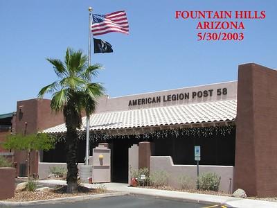AMERICAN LEGIONS ETC.