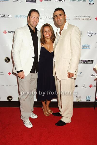 Christoper Gravagna, Racquel Trimarco, Chris Lohwasser<br /> photo by Rob Rich © 2008 516-676-3939 robwayne1@aol.com