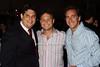 Richard Rubinstein, Jason Binn, Bradford Rand<br /> photo by Rob Rich © 2008 516-676-3939 robwayne1@aol.com