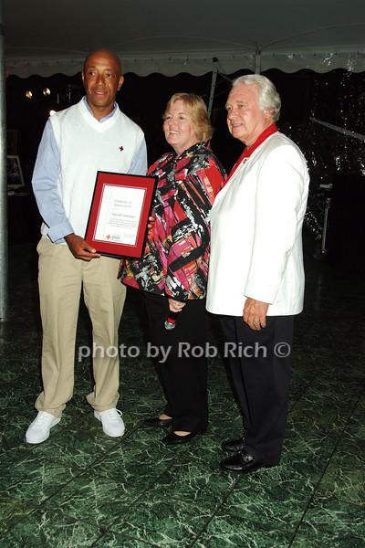 Russell Simmons, Diane Amarosa, Bill Miller<br /> photo by Rob Rich © 2008 516-676-3939 robwayne1@aol.com