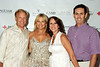 Andrew Jacobs, Debra Halpert,  Felice Silverman,Bob Silverman<br /> photo by Rob Rich © 2008 516-676-3939 robwayne1@aol.com