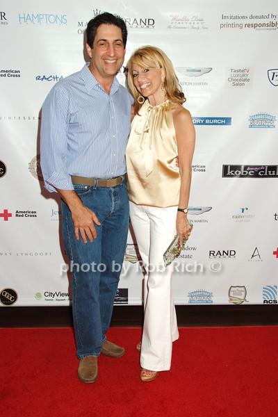 Mark Cohen, Julianne Jaffe<br /> photo by Rob Rich © 2008 516-676-3939 robwayne1@aol.com