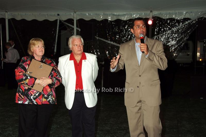 Diane Amarosa, Bill Miller,Ken Rosato<br /> photo by Rob Rich © 2008 516-676-3939 robwayne1@aol.com