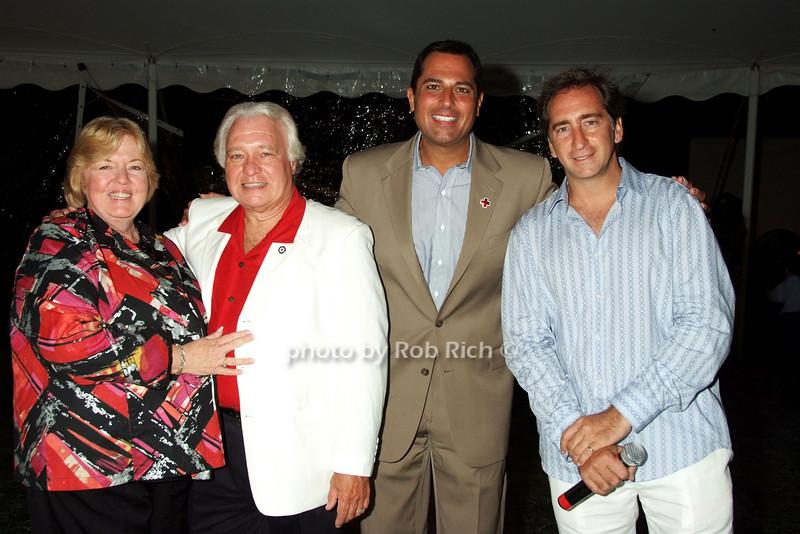 Diane Amarosa, Bill Miller,Ken Rosato, Bradford Rand<br /> photo by Rob Rich © 2008 516-676-3939 robwayne1@aol.com