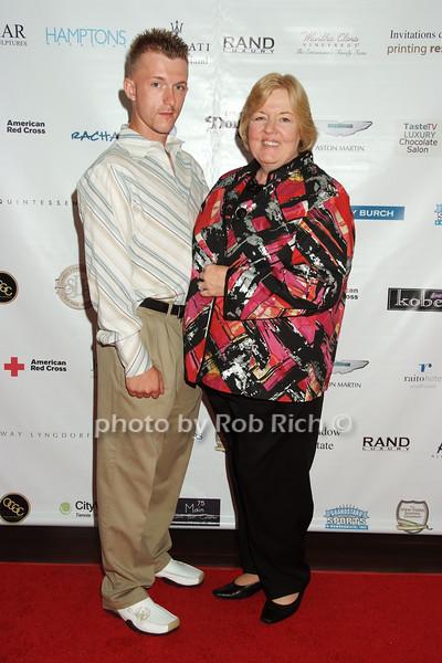 Rob Amarosa, Diane Amarosa<br /> photo by Rob Rich © 2008 516-676-3939 robwayne1@aol.com