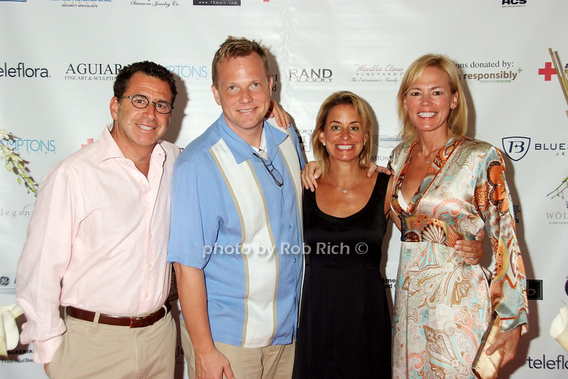 Peter Freedfeld, Patrick McLoughlin, Toni Haber, Laura Scott<br /> photo by Rob Rich © 2008 516-676-3939 robwayne1@aol.com