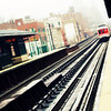 Harlem train stop