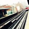Harlem train stop