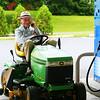 Modern Farmer, fueling up