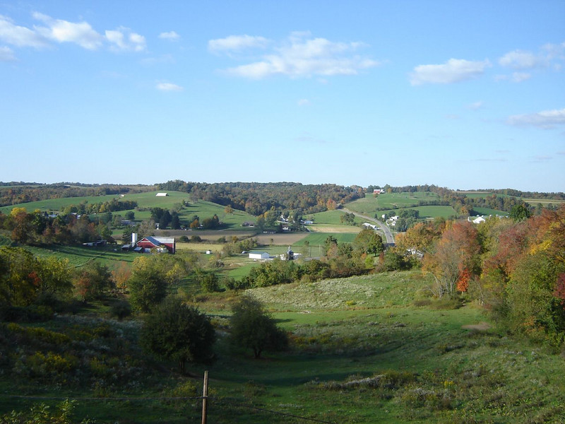 Amish Country <br /> Fall Colors were spectactular