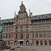 The other side of Grote Markt and the Brabo Fountain.