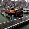 """""""Happiness"""" is a boat in Ghent!"""