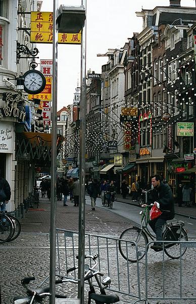 Amsterdam/Germany Nov 2001