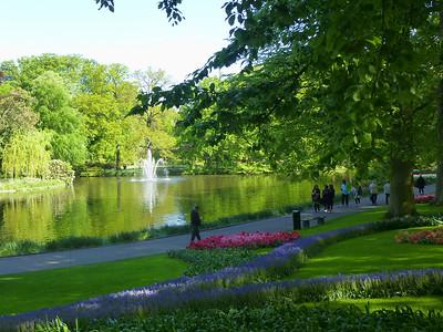 Amsterdam Keukenhof Gardens 2015  15