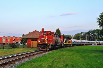 Canadian National CN 9450 North St-Jean(St John's) Qc