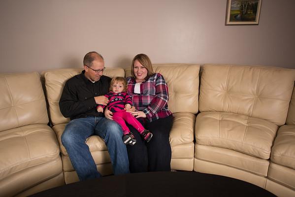 Amy Meunier Family 2014